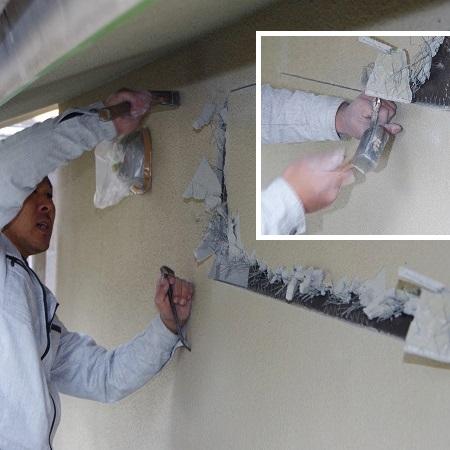 腕利きの大工さん 窓の新設増設工事京都
